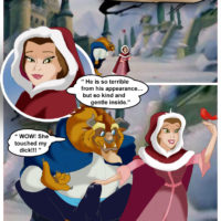 Beauty under the Beast. Chapter VII