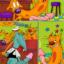 The sexual escapades of CatDog!