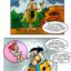 Fred Flintstone ass fucks Mr. Slate