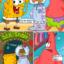Sponge Bob and friends visit a Sex Shop