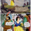Snow White and 7 dwarves. Chapter II.