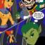 Teen Titans gangbang sexy Starfire