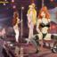 Smoking hot Winx girls perform in a strip club