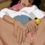 Esmeralda masturbates to Hunchback's erotic stories