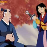 Mulan gets fucked by Fa Zhou while pregnant