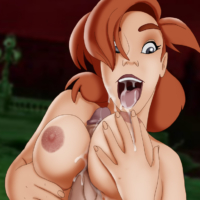 Disnney Girls enjoy giving out hot tit jobs!