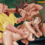 Jane enjoys a steamy threesome with Tarzan and Clayton!
