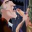 Quasimodo gets a gay blowjob from Frollo!