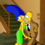 Take a look at the Simpson's secret family album