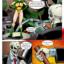 Megachick versus the evil Boner