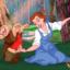 Belle enjoys very dirty sex with pervert Lefou!