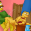 Marge seduces Ned Flanders, Duh!!!