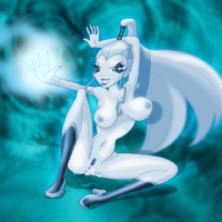 Icy Winx Witch