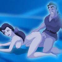 Gaston fucking Belle