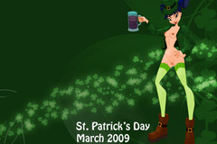 Musa from Winx cheers up your March desktop!