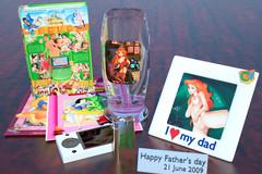 Happy Toony Father's Day!