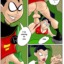 Wonder Girl banged by Raven and Robin!
